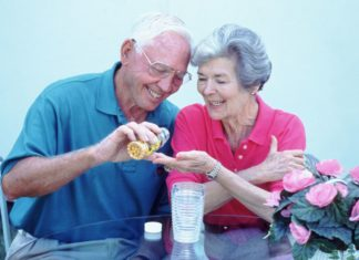 Senior Vitamins and Supplements