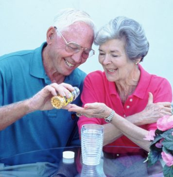 Senior Vitamins and Supplements