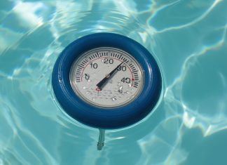 Pool Thermometer