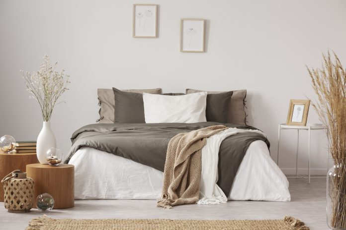 Comfortable Bed Design
