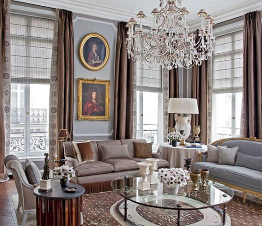 Interior Design Styles For Traditional Homes