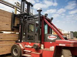 Forklift-Transmission-Replacement
