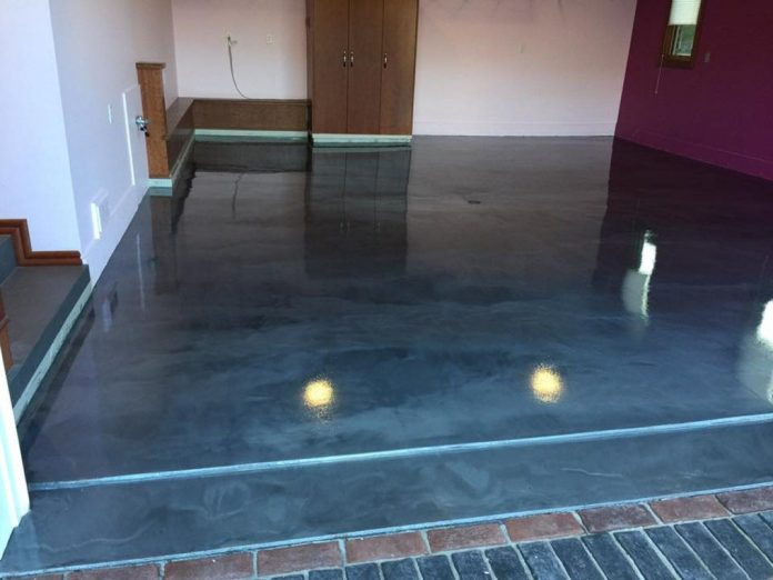 Stained Concrete: The Ups & Downs