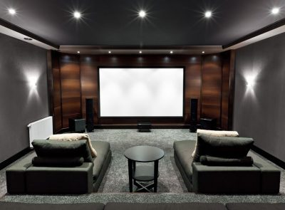 Design a Home Theatre