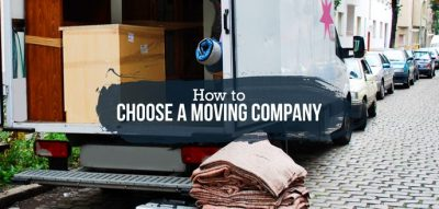 How to Pick a Good Moving Company