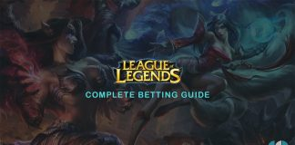 Learn how to bet on League of Legends