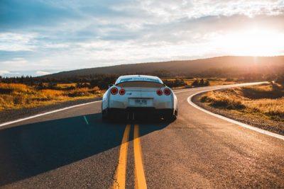 Renting a Porsche Cayenne in NYC
