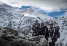 tracking on nepal