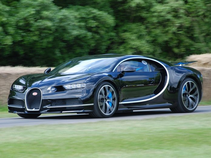 Which is the fastest car in the world