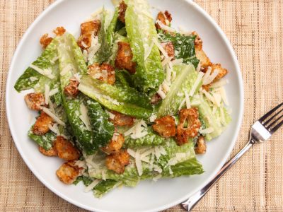 Caesar salad recipe- Tips to make the perfect salad for the weekend