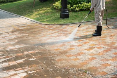 Benefits Of Pressure Washing Your Driveway