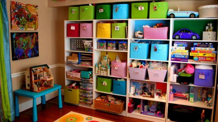 Tricks For Organizing Toys