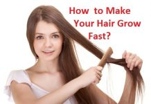 Hair Grow Faster and Longer