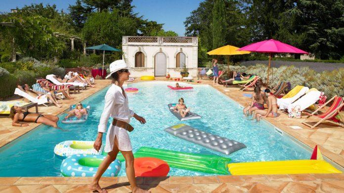 Swimming Pool or Hot Tub