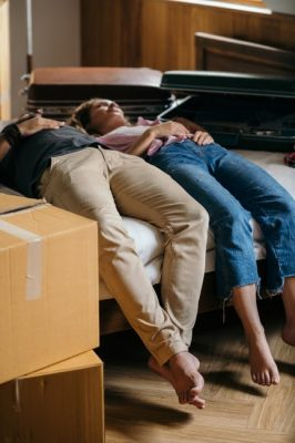 How Can I De-Stress and Relax After a Move?
