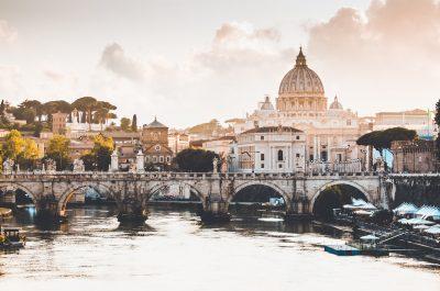 Five tips for visiting Rome in Italy