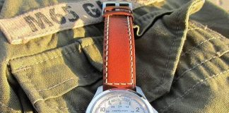 Best Watch Bands Replacement for Hamilton Khaki