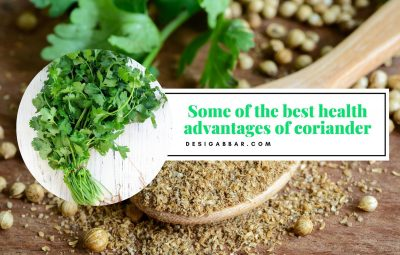 Some of the best health advantages of coriander