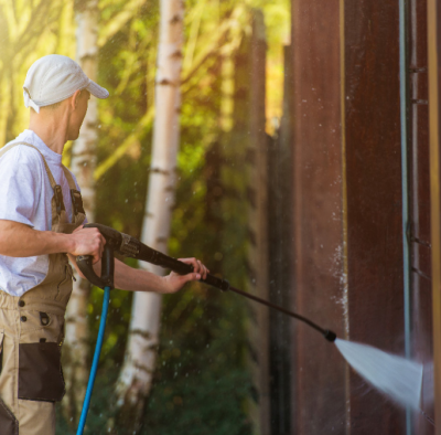Benefits of High Pressure Cleaning for Your Domestic Space