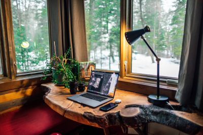 Tips on setting up and styling your perfect home office