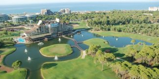 The best golf holidays in Turkey
