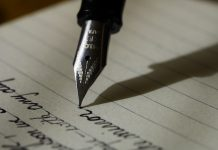 finding inspiration for writing