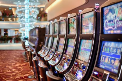Top 5 slot games from around the world