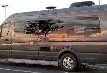 CLASS A RV RENTAL FOR CAMPING IN VIRGINIA