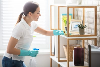 Clean Routine: How to Keep a Clean and Organized Home