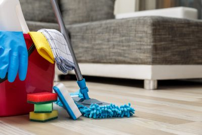How to Clean Up Your Home Quickly