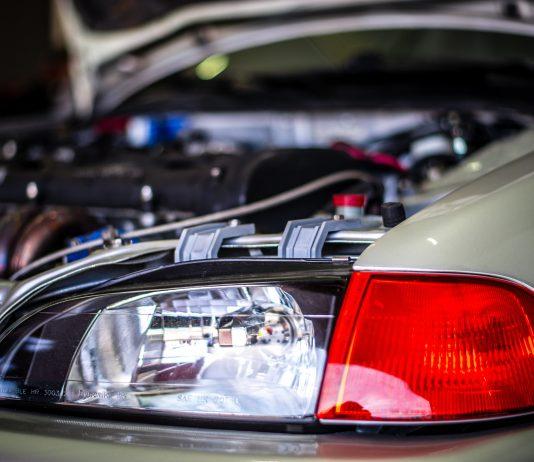 engine light