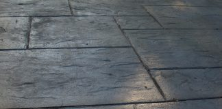 stamped concrete cost