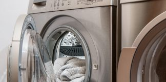 washer and dryer hookup
