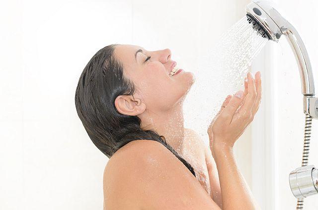 Hard Water Cause Hair and Skin Damage