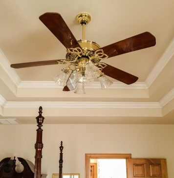 ceiling fan size