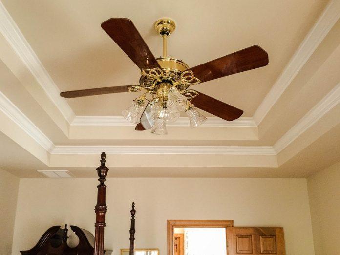 ceiling fan size