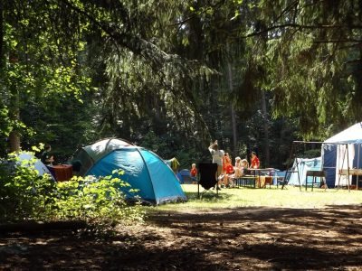 Family Camping Checklist: Everything Needed for a Family Camping Trip
