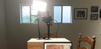 home broadcast equipment