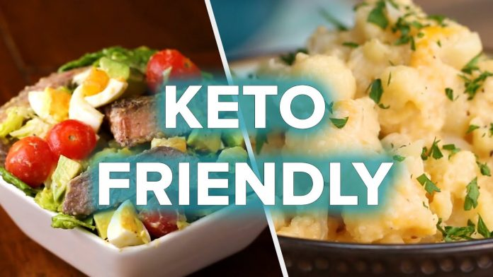Keto-Friendly