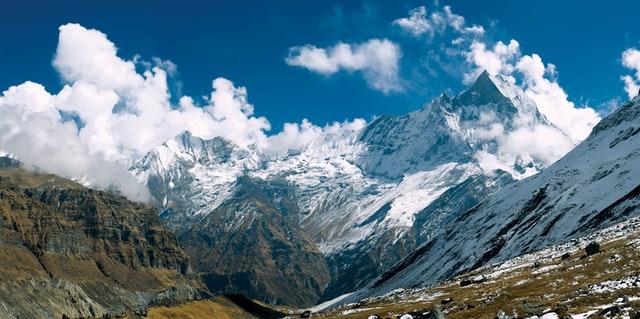 weeks in Nepal