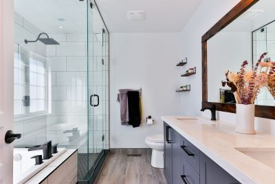 Adding the Luxury Look to Your Bathroom