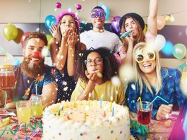 teen birthday party ideas