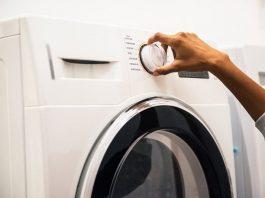 washing machine maintenance