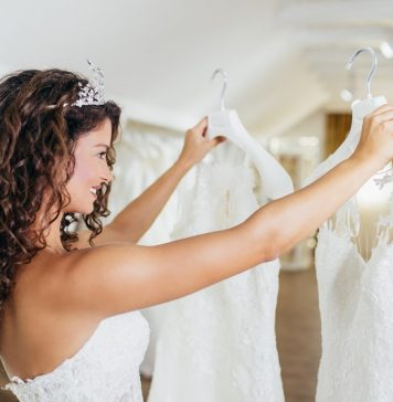 wedding dress alterations timeline