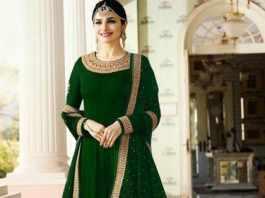 Designer Anarkali Suits Collection Available Online