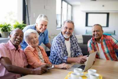 Senior Living: How To Live a Happy, Healthy Lifestyle