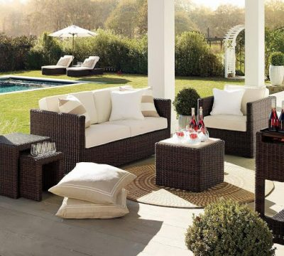 Modern Patio Trends