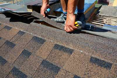 What are the flat roof materials that have become trendy?