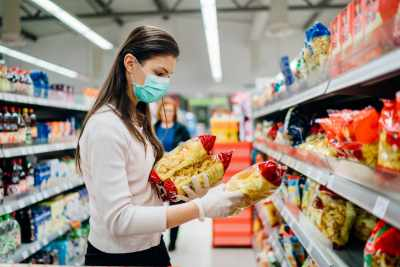 Grocery Stores in pandemic