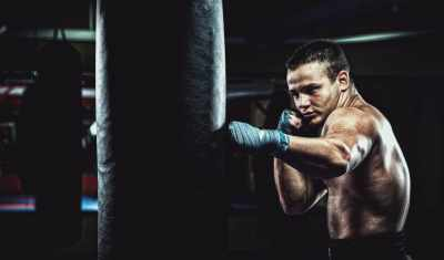 boxing workout exercise